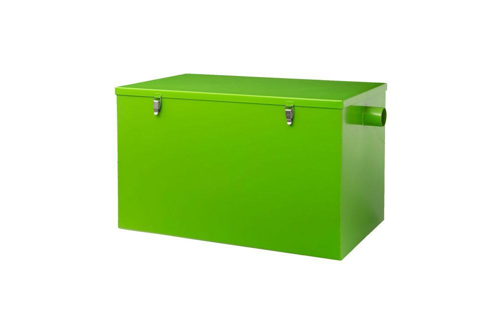 The big green machine grease trap